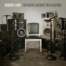 JEREMY CAMP - Speaking Louder Than Before Brand New CD