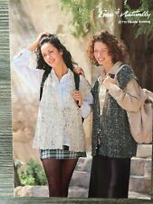 "Emu Knitting Pattern: Ladies Waistcoats, DK, 31-42"", 21715`"