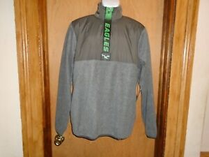 Philadelphia Eagles Men's '47 1/4 Zip Pullover Polyester/Nylon Jacket M L XL XXL