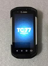 Zebra Symbol TC77 TC77HL-5ME24BG-A6 Sim Slots 1D 2D Barcode Scanner Android 8.1