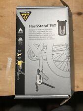 Topeak FlashStand Fat Bike Repair Or Parking Stand