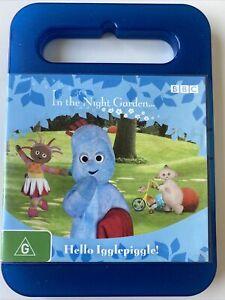 In the Night Garden - Hello Igglepiggle! (DVD) Australia Region 4