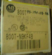 Allen Bradley 4 position switch 800T-N9KF4B Series T - 60 day warranty