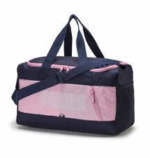 Puma Pink Backpack Gym Sport School Bag NWT