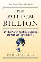 THE BOTTOM BILLION - COLLIER, PAUL - NEW PAPERBACK BOOK