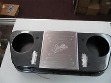 GOLF CART UNIVERSAL RADIO CONSOLE CARBON FIBER part# RC8000C