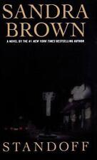 Standoff by Sandra Brown (2000, Hardcover) BRAND NEW S#324B