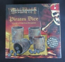 """""""Pirates of the Carribean"""" by Disney - 2007 - New in Box (Sealed)"""