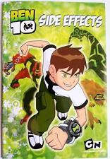 CN Cartoon Network BEN 10 - SIDE EFFECTS Comic Book Junior Novel - Episode #12