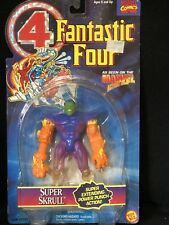 Marvel Toy Biz Toybiz 1995 Fantastic Four Series 3 Super Skrull Figure