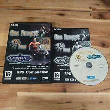 RPG COMPILATION PC 3 X CLASSICS - ARX FATALIS, ARCHANGEL & GORASUL ON ONE DISC