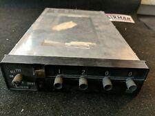 bendix king KT76 transponder