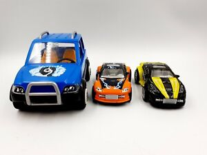 collection of 3 TOY Cars