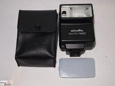 Minolta Blitz Auto 118X Blitzgerät für SLR-Kameras