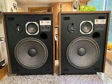Jbl L65 Jubal Speakers (Refoamed Single Owner)