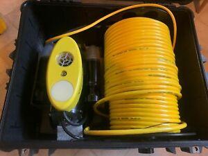 VideoRay Pro 3 W Manipulator, Control Panel, 250ft tether, ROV Inspection