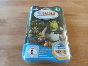 V.Smile Das Lernspiel-System - Für immer Shrek - Vtech