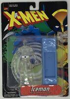 X-Men Iceman Super Ice Sled 1998 action figure