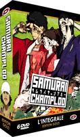 ★Samurai Champloo ★ Intégrale Gold 6 DVD