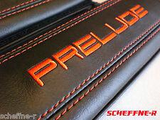 Honda Prelude shoulder pads cinturón acolchado con letras cheers 2 stk. todos modele