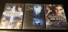 Lot Of 3 Paranormal/Haunting Dvds Darkness Haunted Air Man Molly Hartley (BX1)