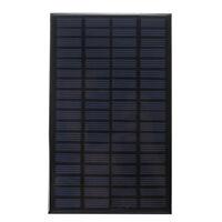 18V 2.5W Universal Solar Panels Mini Solar Cells Polycrystalline Silicon DIY