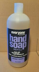 EVERYONE HAD SOAP REFILL LAVENDER & COCONUT (PACK 1)
