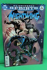Nightwing #2 Tim Seeley Comic DC Rebirth Comics VF