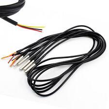 5* Waterproof DS18B20 Temperature Temp Sensor Digital Thermal Probe 1M AU Stock
