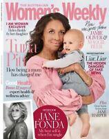 The Australian Women's Weekly Magazine October 2020 Turia Pitt Jane Fonda NEW