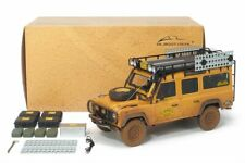 1:18 Almost Real Land Rover Defender D110 Camel Trophy Sabah Malaysia 1993 Dirty