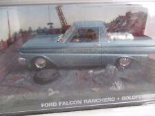 TA233 FABBRI UH JAMES BOND 007 FORD FALCON RANCHERO N° 76 1/43 GOLDFINGER