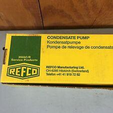REFCO 4679127 Gobi-115-UL Condensate Pump