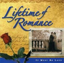 TIME LIFE Lifetime Of Romance It Must Be Love 2CD Brenda Lee Righteous Brothers
