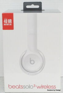 *NEW SEALED* Beats Solo3 Wireless MNEP2LL/A Gloss White