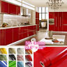 Self Adhesive Kitchen Cabinet Home Decor Vinyl Stickers Wallpaper Wall Decal