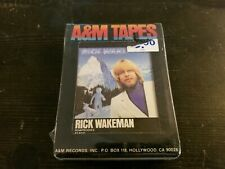 Rare Sealed Rick Wakeman 8 Track Rhapsodies