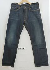 2007 Vintage Evisu Genes Jeans Denim Msrp $300 sz 36R