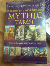 New Mythic Tarot Deck & Book Set - BNIB Manufacturer Sealed  - last 6 remaining
