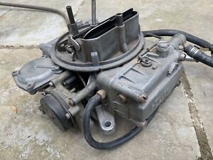 Holley 4-Barrel Street Carburetor