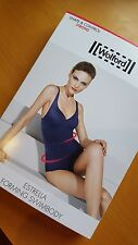 WOLFORD ESTRELLA forming swim body swimming suit BLACK S small cup C UKsize 8/10