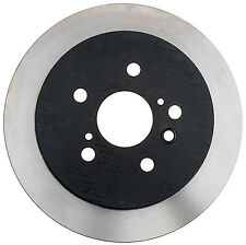 Non-Coated Disc Brake Rotor fits 2004-2009 Toyota Sienna  ACDELCO ADVANTAGE