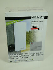 Maximum digital technology DA-6100 LTE No. 18829 Outdoor VHF / UHF Antenne OVP