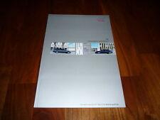 Audi A6 und A6 Avant Prospekt 04/2001