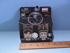 "Marvel Minimates X-Men First Class Xavier & Shaw 2""in Figures Diamond Select Toy"