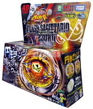 TAKARA TOMY Beyblade Flash Sagittario 230WD 4D System + Light Launcher 2 BB126