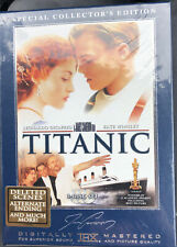 """""""TITANIC""""  -  (1997)  -  Special Edition  -  DVD  -  2005  -  NEW - (SEALED)"""