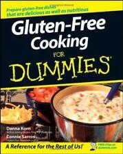 Gluten-Free Cooking For Dummies by Danna Korn, Connie Sarros