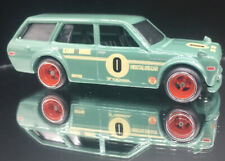 2020 Hot Wheels Loose Datsun 510 Wagon (Real Riders) From Nissan Set Racing Car