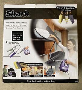 Shark Steam Pocket Handheld Steam Cleaner Machine SC630D - NIB